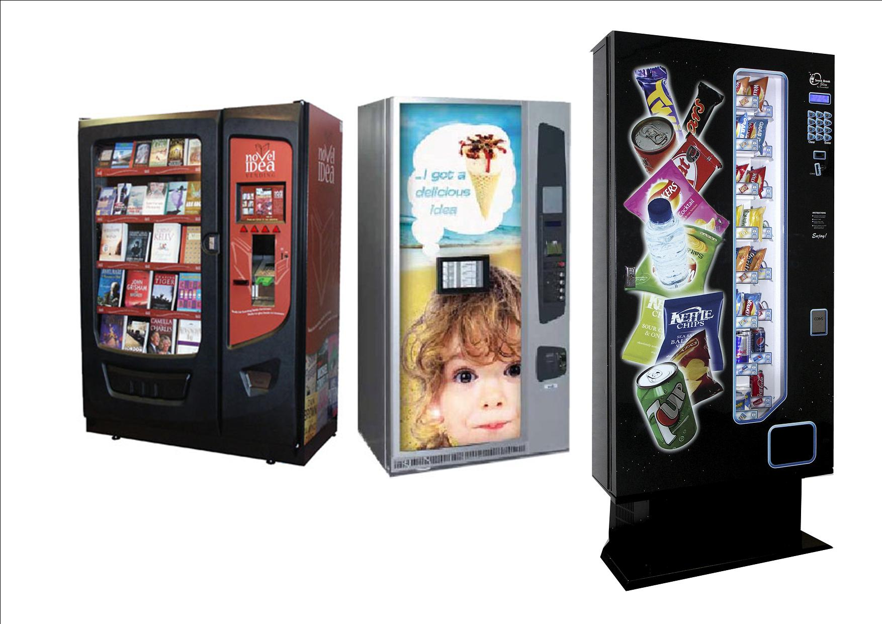 Innovative Vending