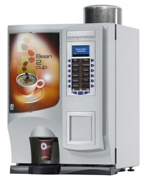 Genesis High Capacity Table Top Coffee Machine