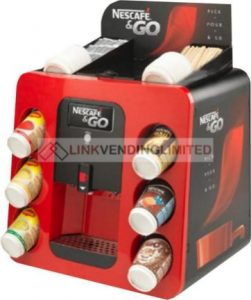Nescafe Go Machine