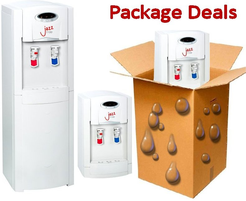 Water Cooler Package Deals