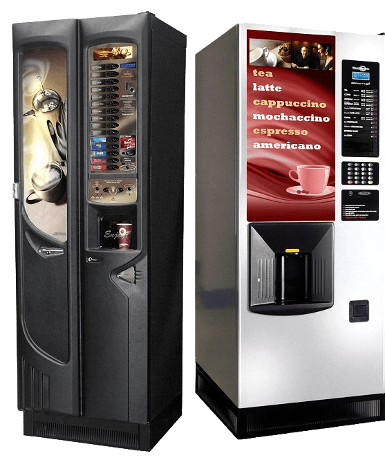 Hot Drink Vending