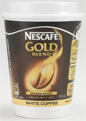 Nescafe Go Gold Blend White Coffee