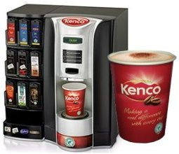 Kenco Singles Machine