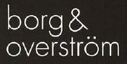 Borg and Overstrom Logo