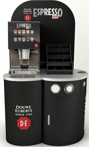 Coffee Bar - Custom Vending