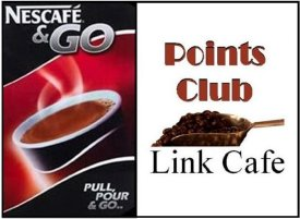 Nescafe and Go Points Club