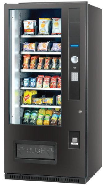 G-Snack Plus 6 Vending Mcahine