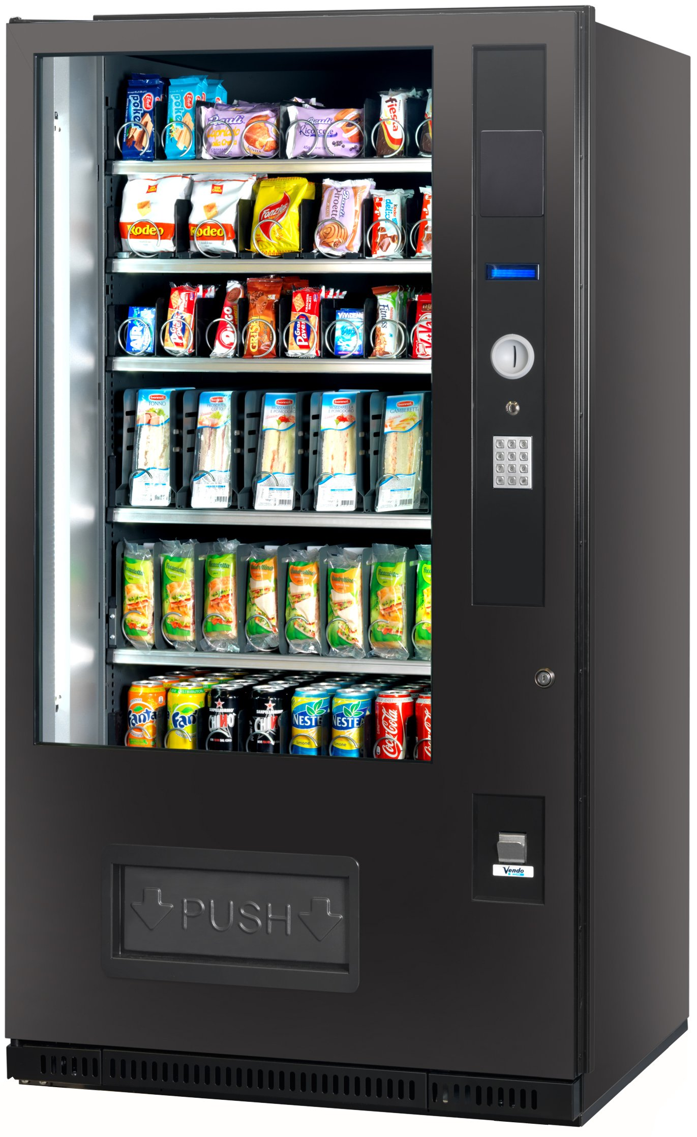 G-Snack Plus 8 Vending Machine
