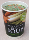 Vegetable Soup for Nescafe & Go Machines