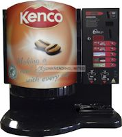 Kenco Incup Vending Machine