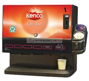 Kenco Budget Incup Drinks Machine