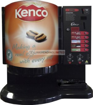 Kenco Smooth Incup Drinks Machine