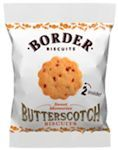 Border Biscuits Butterscotch 150H