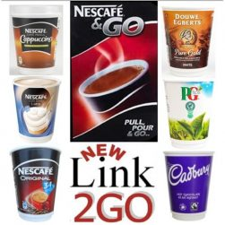 Nescafe and Go Incup Drinks and Soups 12oz