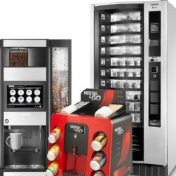 Vending and Coffee Machines