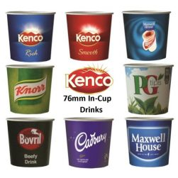 Kenco Incup Drinks 76mm
