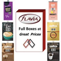 Flavia Drinks Full Cases - Great Prices